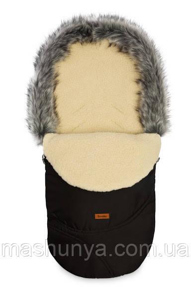 Зимний конверт Sensillo Eskimo на овчине