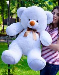 Плюшевые медведи Плюшевый медвежонок 1 МЕТР, Белый