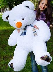 Плюшевые медведи Плюшевый медвежонок 1.4 МЕТРА, Белый