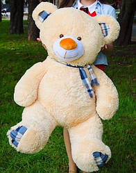 Плюшевые медведи Плюшевый медвежонок 1.4 МЕТРА, Желтый