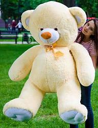 Плюшевые медведи Плюшевый медвежонок 1.6 МЕТРА, Желтый