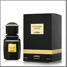 Ajmal Hatkora Wood парфюмированная вода 100 ml. (Аджмал Хаткора Вуд)