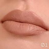Рідка помада для губ матова стійка Relouis Paradiso № 01 Deja vu 3,5 м, фото 2