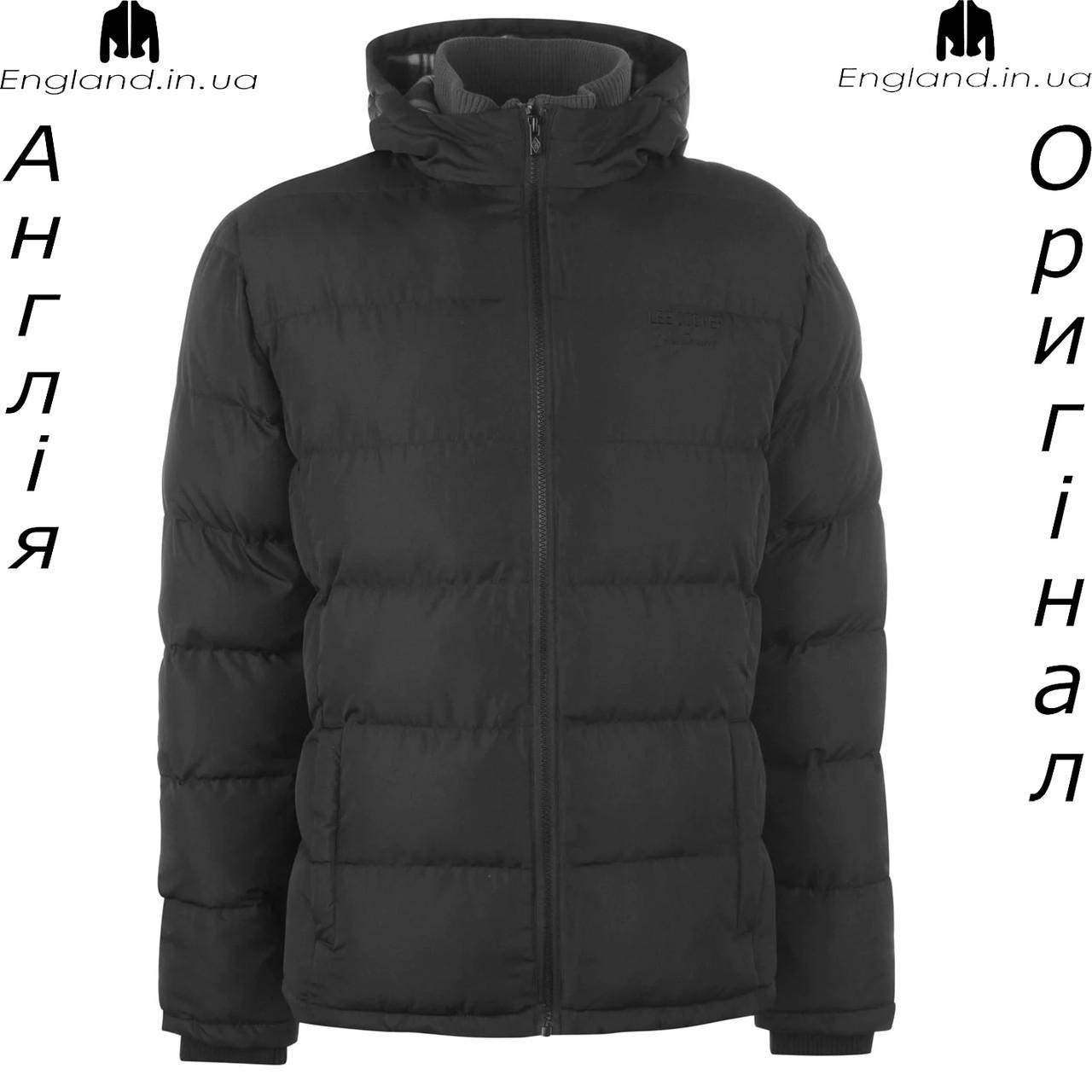 Куртка мужская Lee Cooper из Англии - зимняя