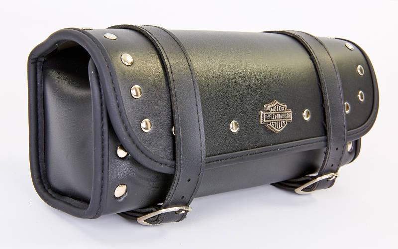 Батон сумка на вилку Harley Davidson H14