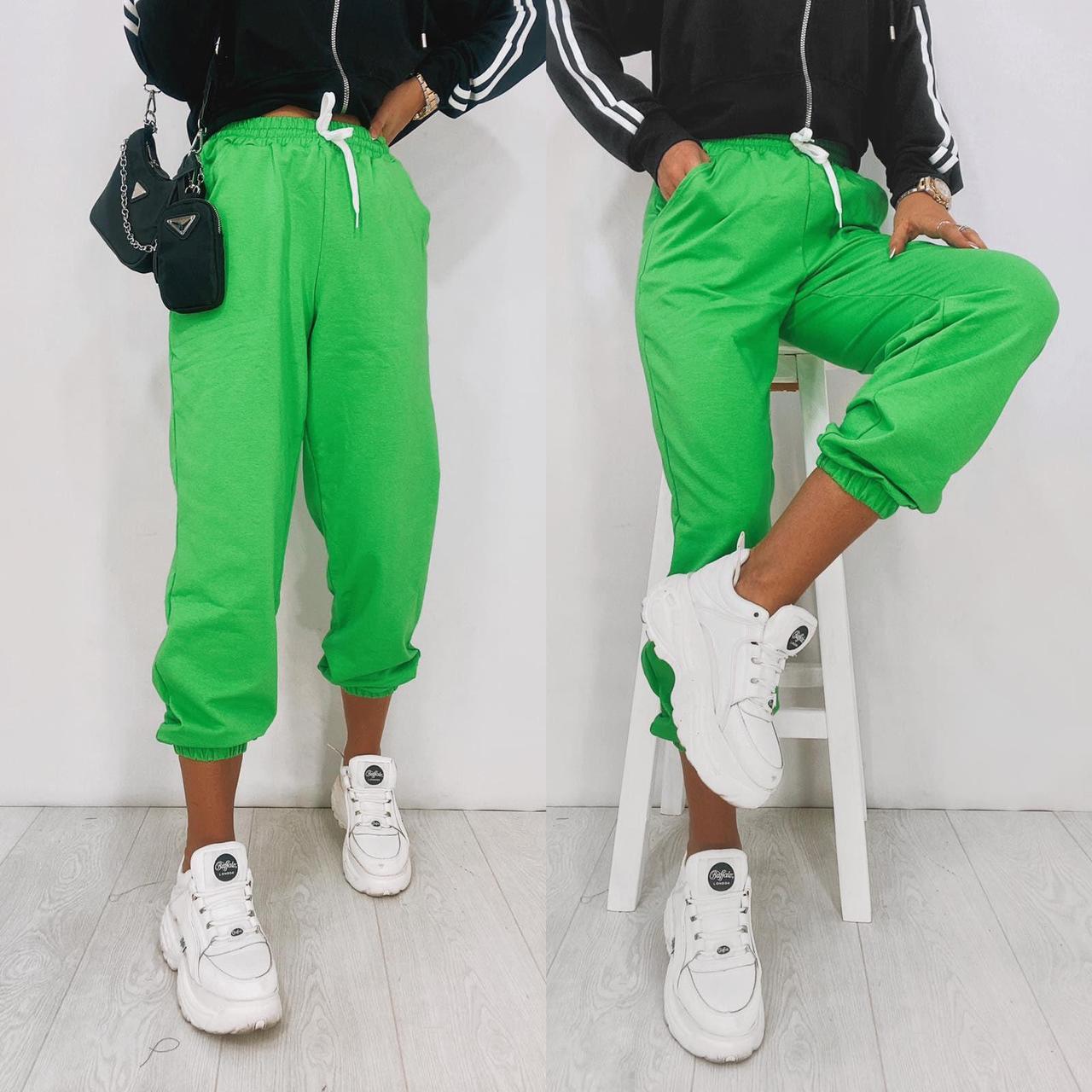 Женские  штаны, цвет на фото. Размеры 42-44.46-48.50-52.