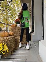 Шикарный зимний костюм с начесом Дисней, фото 1