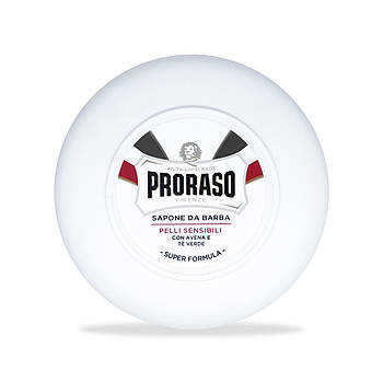 Мило для гоління для чутливої шкіри Proraso 150мл