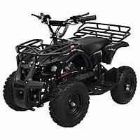 Детский квадроцикл «PROFI» HB-EATV800N-2 (MP3) V3 Черный