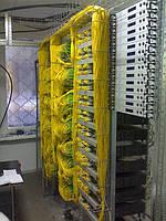 Проектирование, монтаж, обслуживание СКС (слаботочных сетей)
