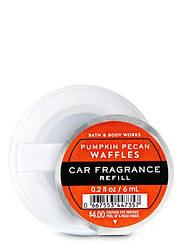 Освежитель воздуха для автомобиля Bath and Body Works Pumpkin pecan waffles