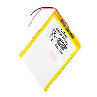 Аккумулятор 3570100 Li-pol 3.7В 4000мАч для Powerbank, планшетов, GPS