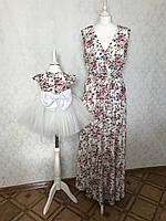 Летние легкие платья из крепа