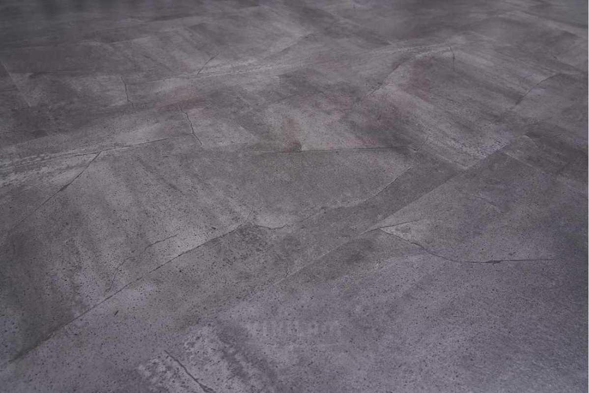 Виниловый пол CERAMO VINILAM плитка 2,5 mm 61606 Бетон