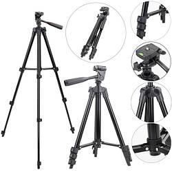 Штативи і кріплення для фото-, відеотехніки