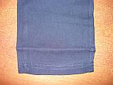"""Штани жіночі джинсові """"Ластівка"""" з кишенями на байку. Батал. р. 6XL. Сині., фото 7"""
