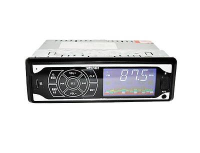 Автомагнитола MP3 3881 Iso 1DIN 180315