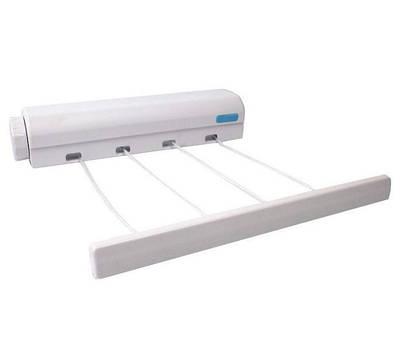 Автоматическая вытяжная настенная сушилка для белья, бельевая веревка Dogus 150263