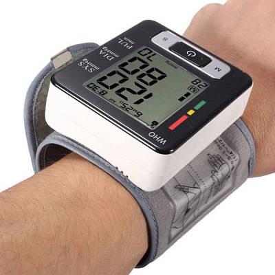 Автоматический тонометр для измерения давления и пульса Ukc BLPM-29 150909