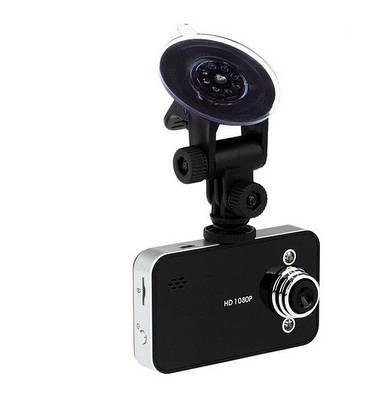Автомобильный видеорегистратор Dvr K6000 Black 130450