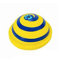 Игрушка для домашних собак диск с пищащим звуком Woof Glider 171287, фото 1