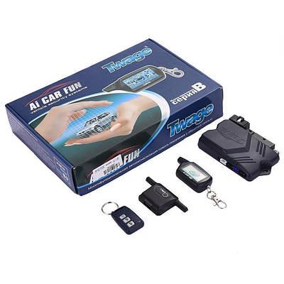 Автосигнализация Car ALarM 2 Way B9 180329