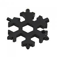 Мультитул отвертка в виде снежинки Snowflake Wrench Tool 179840, фото 1