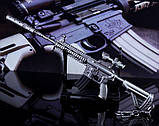 Брелок из игры PUBG M416 Assault Rifle Weapon Keychain, фото 3