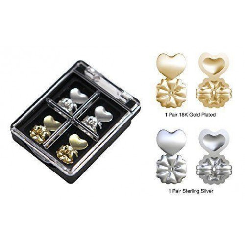 Застежки для сережек универсальные Magicbax Earring Lifters 150945