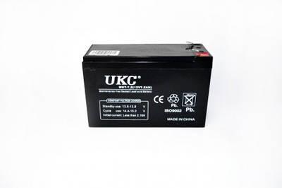 Аккумулятор Battery 12V 7A Ukc 180286
