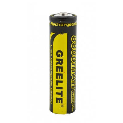 Аккумулятор Li-ion AG Greelite 4.2V 18650 8800 mah Black Greelite 180532