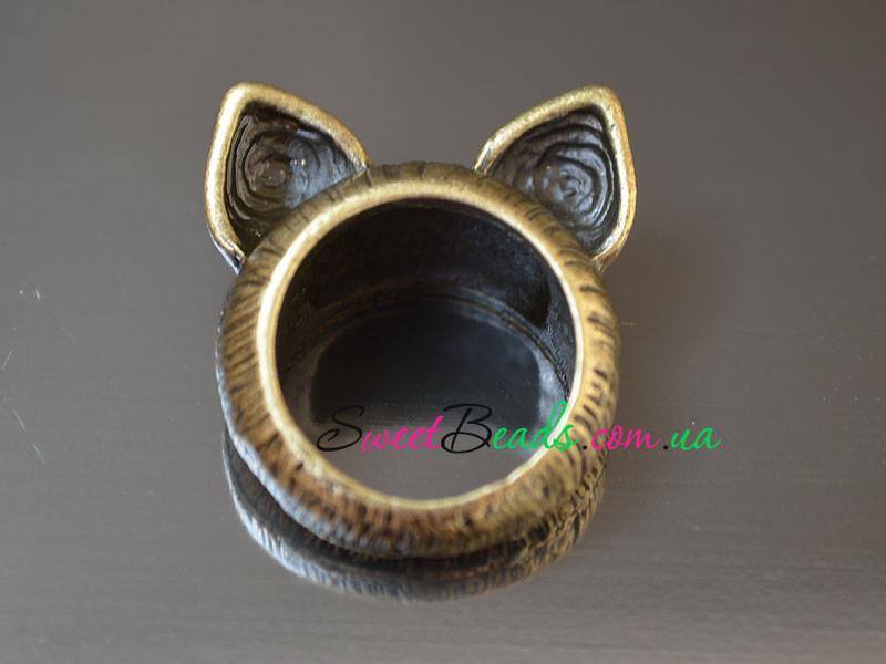 Кольцо Ушки, бронза