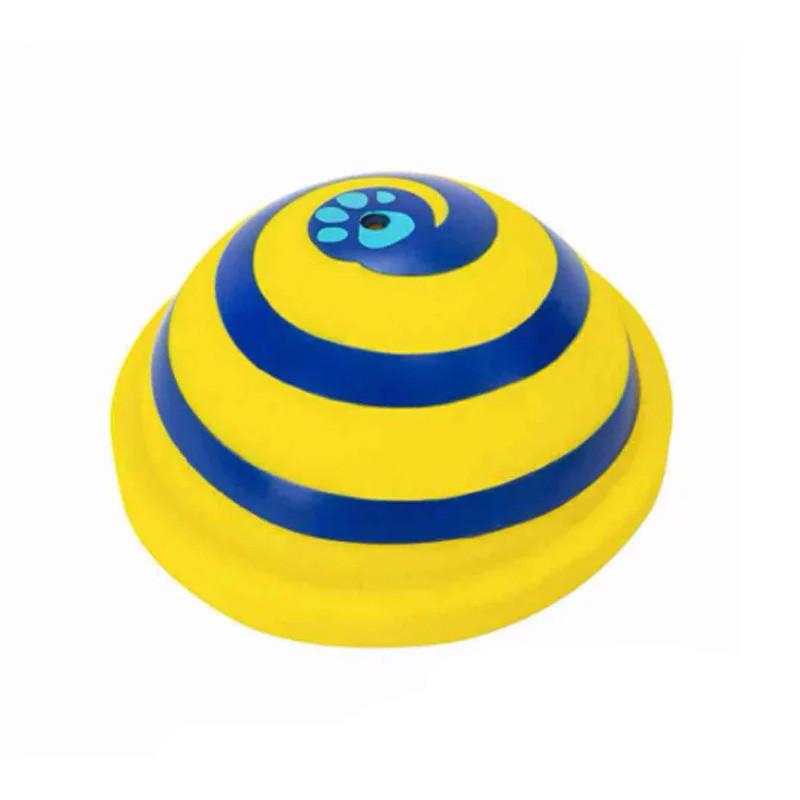 Игрушка для домашних собак диск с пищащим звуком Woof Glider 171287