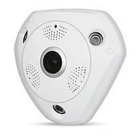 Камера видеонаблюдения потолочная Camera Cad 1317 VR Cam 1.3mp 360 dvr ip 180932