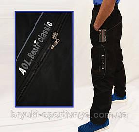 Штани чоловічі зимові - плащівка на флісовой підкладці XL - 5XL Штани чоловічі - плащівка на утеплювачі