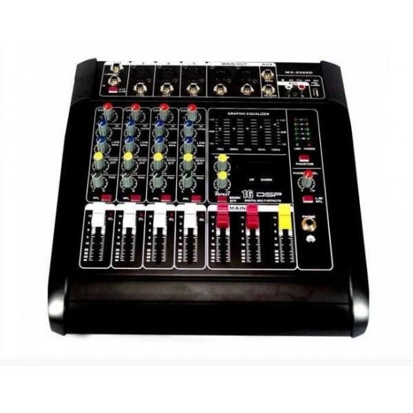 Аудиомикшер Mixer BT 5200D 5ch 179689