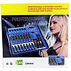 Аудиомикшер Mixer MX 606U 6 канальный 179697, фото 2
