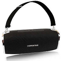 Беспроводная портативная Bluetooth колонка Hopestar A6 черная 130603