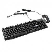 Клавиатура Gaming Petra MK1 Keyboard mouse 179315