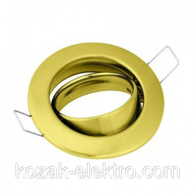 LAVANTA Светильник точечный под лампу MR16/JCDR цвет золото