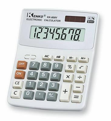 Калькулятор KK 808 176923