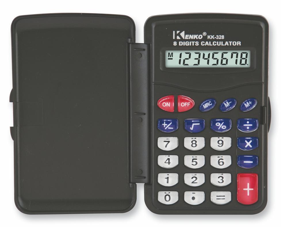 Калькулятор-книжка Kenko KK 568 176920