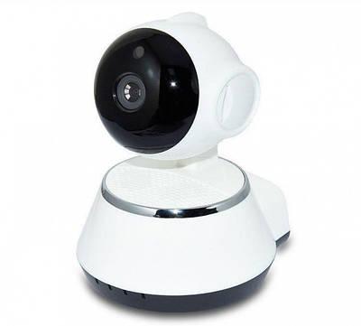 Камера видеонаблюдения Wi-Fi IP профессиональная панорамная камера V380-Q6 360 градусов 152564