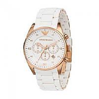 Наручные часы Emporio Armani 6538 с браслетом белые 149089, фото 1