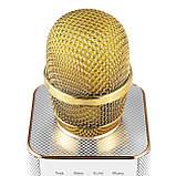 Беспроводной караоке микрофон Q9, фото 8