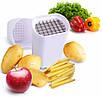 Картофелерезка ручной пресс для нарезки соломки фри Gauthier 154234, фото 4