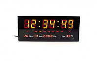 Настольные электронные часы с Led подсветкой 3615 179328