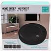 Робот-пылесос Robot Sweeper черный 179783, фото 2