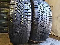 Зимние шины бу 235/55 R17 Michelin
