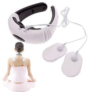 Массажер для шеи Cervical Vertebra электростимулятор массажер для шеи миостиммулятор для шейных мышц